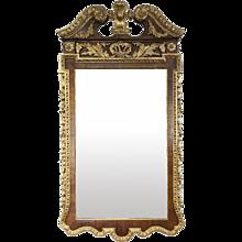 George III Gilt Mirror
