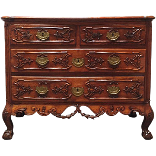 Baroque Portuguese Chest of Drawers 18th c.