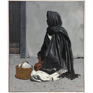 Don Stewart Ninia by Acrylic Painting