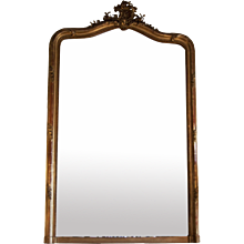 Louis XV Gilt Mirror C 1845-1865