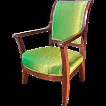 French Empire Children's Armchair