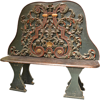 Hall Chair/Bench