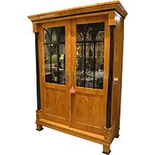 Swedish Beidermeier Cabinet
