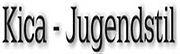 Kica-Jugendstil logo